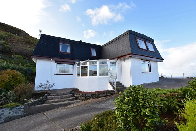 Thumbnail Detached house for sale in Mallaig
