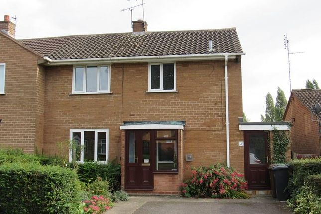 Thumbnail Semi-detached house for sale in Cophams Close, Solihull
