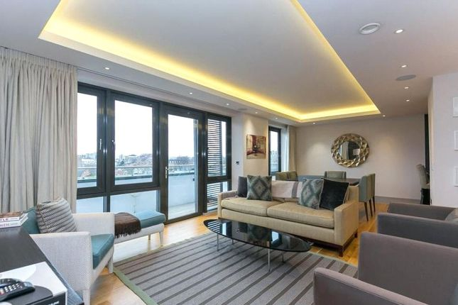 Thumbnail Flat to rent in Searle House, St Johns Wood, London