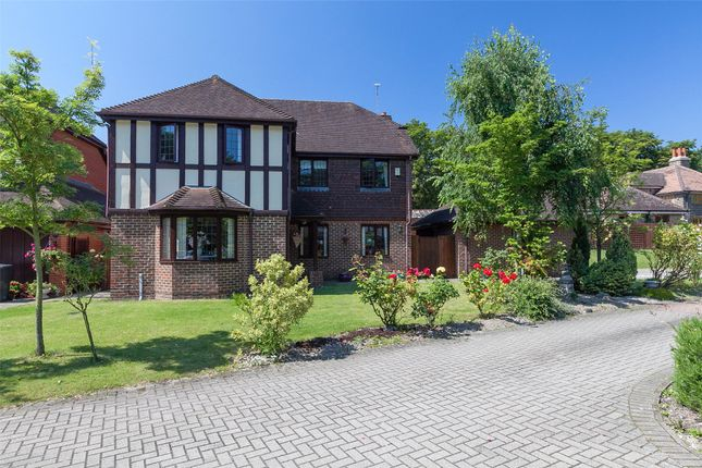 Thumbnail Detached house for sale in Brook Park, Dartford, Kent