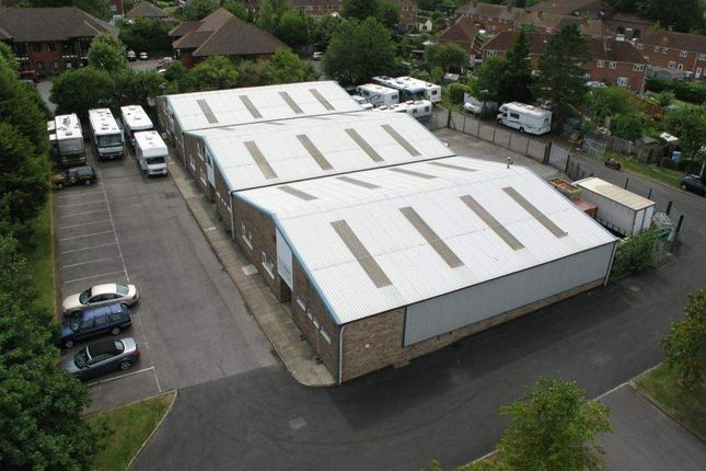 Thumbnail Warehouse to let in 6 Mill Lane Industrial Estate, Caker Stream Road, Alton, Hampshire