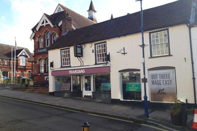 Thumbnail Retail premises for sale in Alton