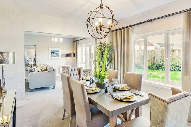 "Thumbnail Detached house for sale in ""The Melville"" at Milngavie Road, Bearsden, Glasgow"