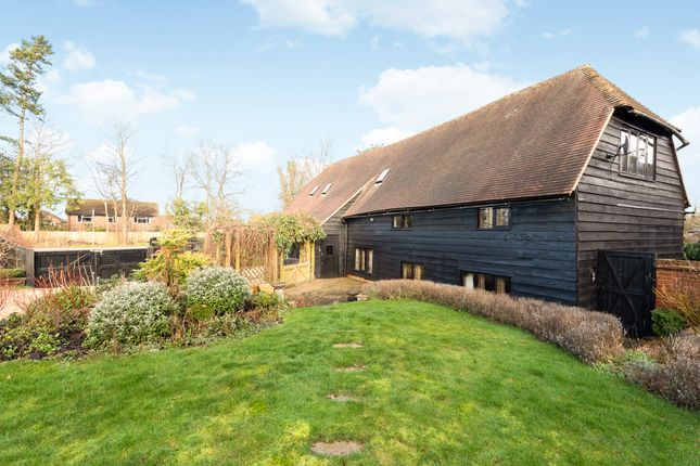Thumbnail Barn conversion for sale in London Road, Hook