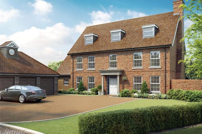 Thumbnail Detached house for sale in The Camellia, Radstone Gate, Thorn Lane, Stelling Minnis