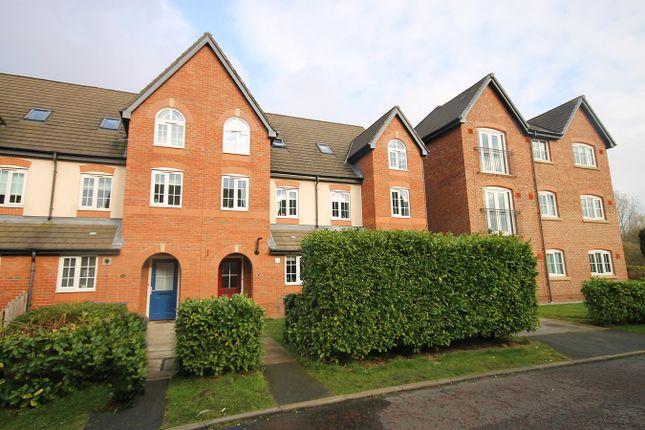 Thumbnail Town house to rent in Lytham Close, Great Sankey, Warrington