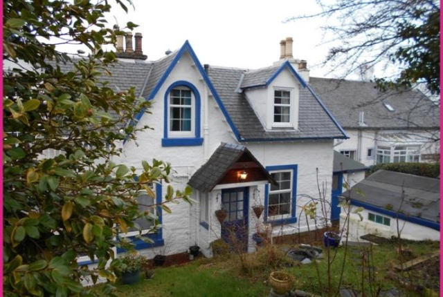 Thumbnail Semi-detached house to rent in Villas, Clynder Helensburgh