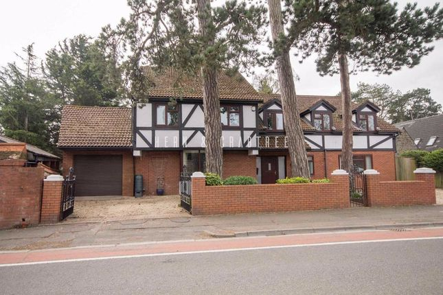 Detached house for sale in Fairwater Road, Llandaff, Cardiff