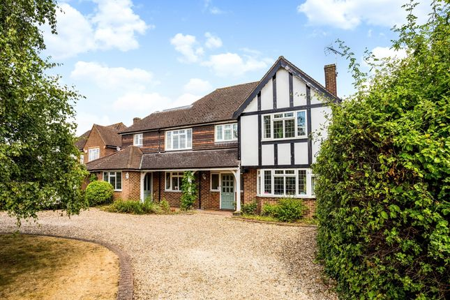 Thumbnail Detached house to rent in Rushington Avenue, Maidenhead