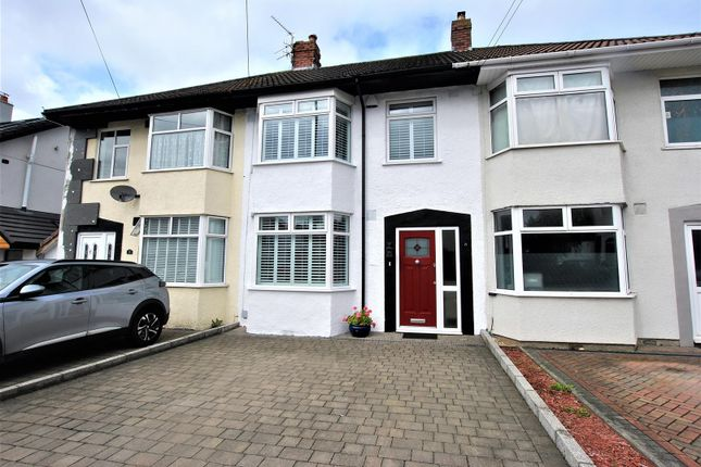 Thumbnail Terraced house for sale in New Fosseway Road, Hengrove, Bristol