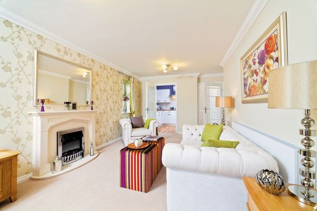 Thumbnail 1 bed property for sale in King Harold Lodge, Broomstick Hall Road