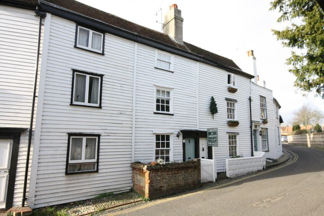 Thumbnail Cottage for sale in Church Street, Bexhill-On-Sea