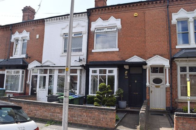 Thumbnail Terraced house to rent in Milcote Road, Bearwood