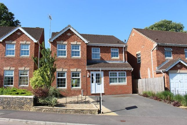 Thumbnail Detached house for sale in Fynamore Gardens, Calne