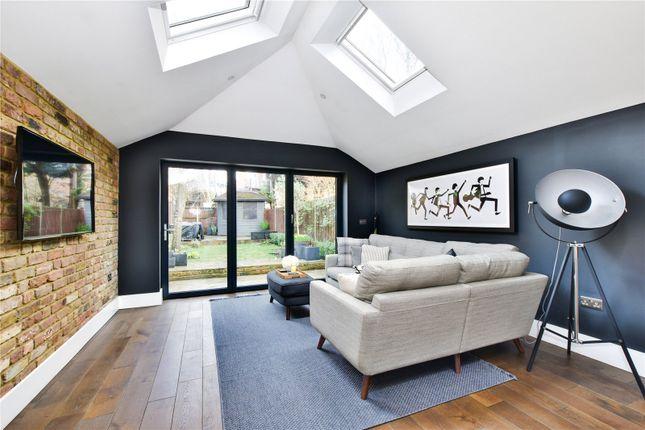 Living Room of Talbot Road, Rickmansworth, Hertfordshire WD3