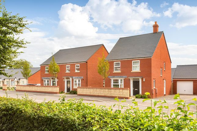 "Thumbnail Detached house for sale in ""Ingleby"" at Wookey Hole Road, Wells"