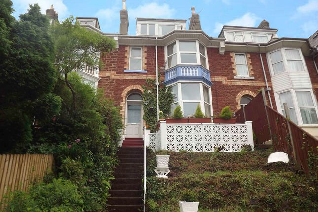 Thumbnail Terraced house for sale in Sherwell Lane, Chelston, Torquay