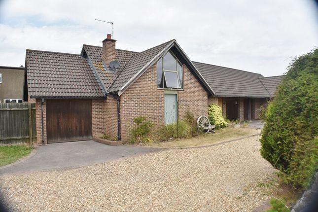 Thumbnail Semi-detached bungalow for sale in Watleys End Road, Winterbourne, Bristol