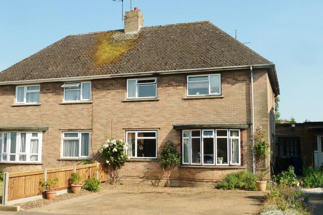 Thumbnail Semi-detached house to rent in Tannersfield Way, Newmarket