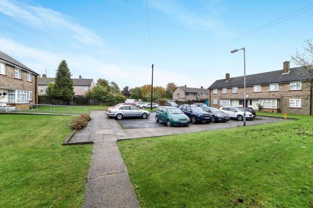 Communal Parking of Aspley Close, Luton, Bedfordshire LU4