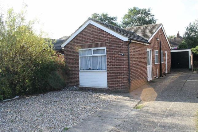 Thumbnail Semi-detached bungalow for sale in Heathwood Drive, Ramsgate