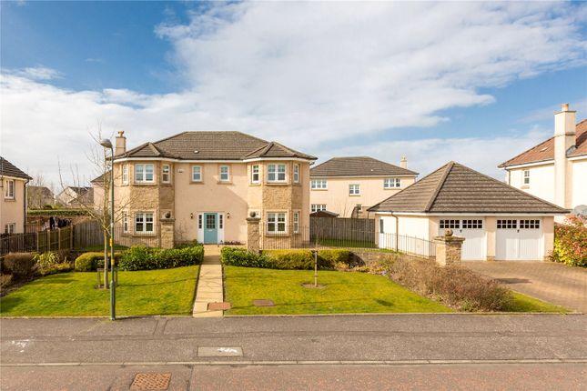 Thumbnail Detached house for sale in Castle Road, Bathgate, West Lothian
