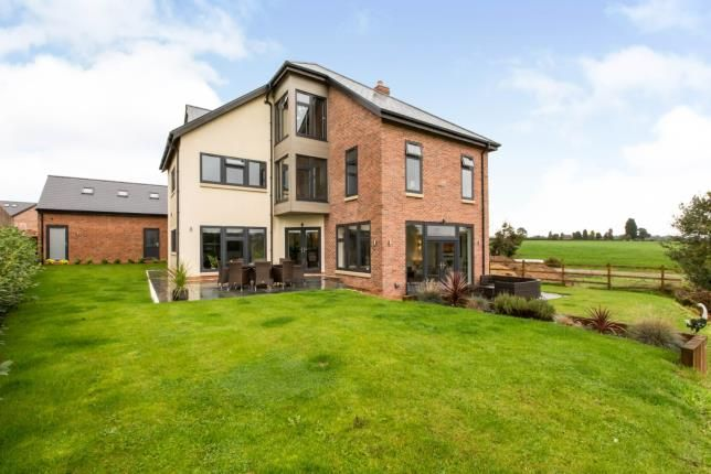 Thumbnail Detached house for sale in Bearstone View, Norton-In-Hales, Market Drayton, Shropshire