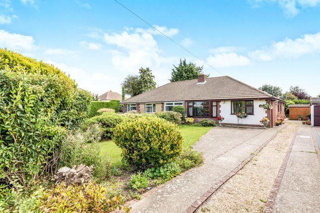 Thumbnail Semi-detached bungalow for sale in Morris Close, Gosport