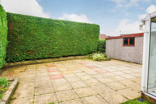 Rear Garden of Birchfields Close, Leeds LS14