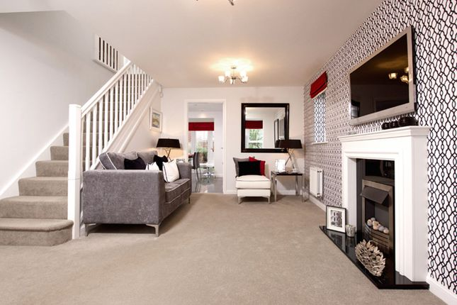 """Thumbnail Detached house for sale in """"Tavistock"""" at Quernmore Road, Lancaster"""