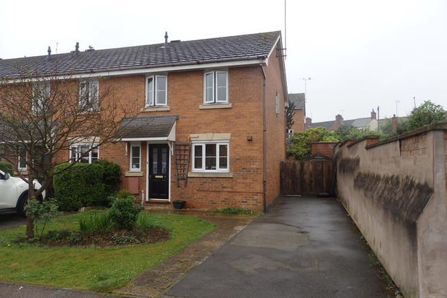 3 bed end terrace house to rent in The Laurels, Gravely Street NN10