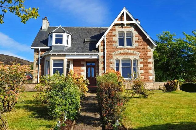Thumbnail Detached house for sale in Cameron Road, Fort William