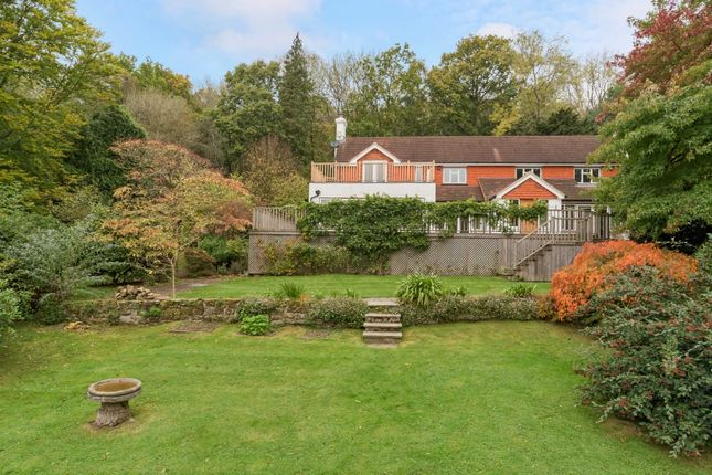Thumbnail Detached house to rent in Quell Lane, Haslemere