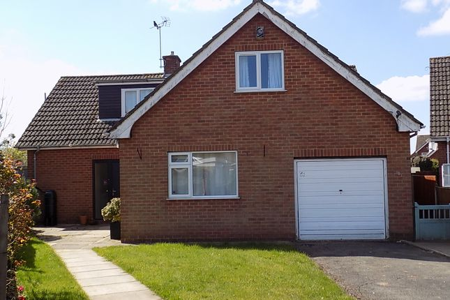 Thumbnail Detached house for sale in Weaver Close, Ashbourne