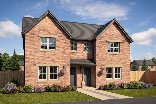"Thumbnail Semi-detached house for sale in ""Hastings"" at Low Lane, Acklam, Middlesbrough"