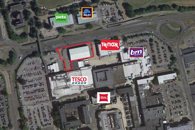 Thumbnail Retail premises to let in Fairlands Way, Stevenage