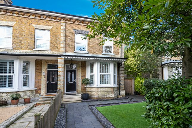 Thumbnail Semi-detached house for sale in High Road, Woodford Green