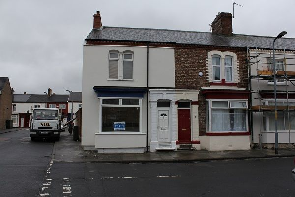Thumbnail Terraced house to rent in Stainsby Street, Thornaby