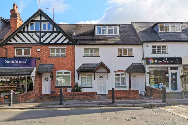 2 bed terraced house to rent in Hewell Road, Barnt Green, Birmingham B45