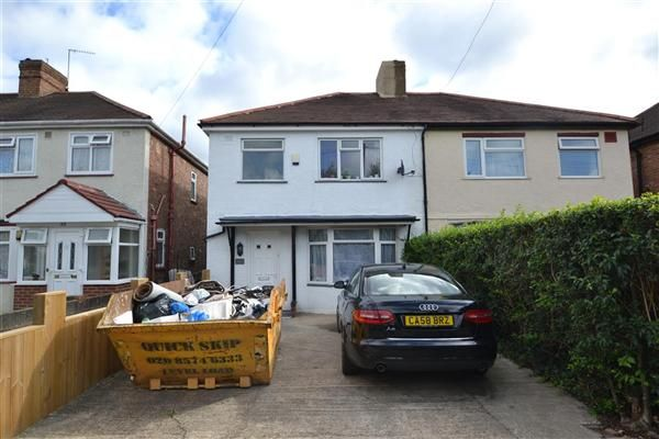 Thumbnail Semi-detached house for sale in Bedfont Lane, Feltham