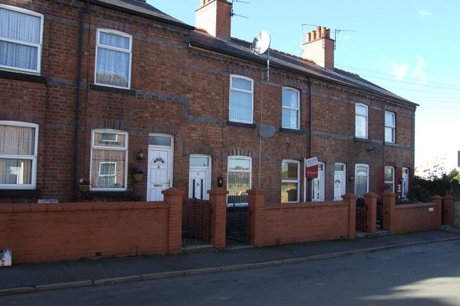 Thumbnail Terraced house to rent in Bury Street, Wrexham