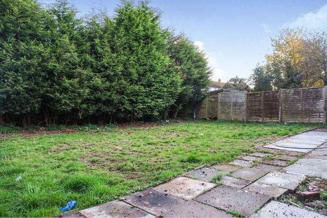 Rear Garden of Ketton Grove, Birmingham B33