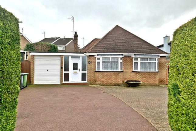 Thumbnail Detached bungalow for sale in Station Road, Irchester, Northamptonshire