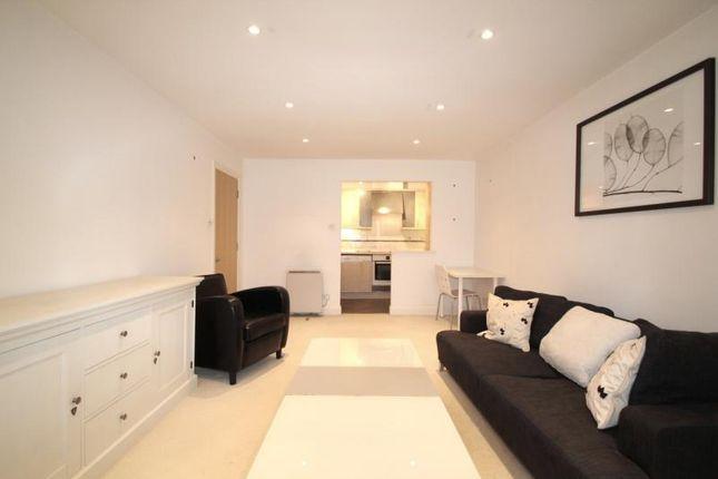 Thumbnail Flat to rent in Bartholomew Close, City Of London, London