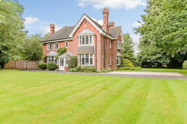 Thumbnail Detached house for sale in The Gravel, Wishaw, Sutton Coldfield, West Midlands
