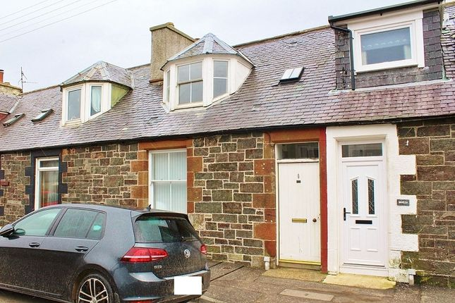 Thumbnail Terraced house for sale in 'dunshuan' Main Street, Stoneykirk