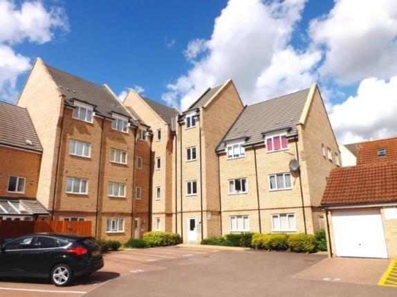 2 bed flat for sale in Bevington Way, Eynesbury, St. Neots, Cambridgeshire