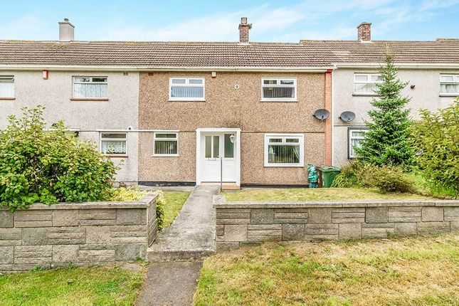 Thumbnail Terraced house for sale in Aylesbury Crescent, Plymouth