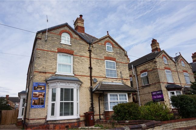 Thumbnail Flat for sale in Welholme Road, Grimsby