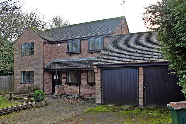 Thumbnail Detached house for sale in Cassandra Close, Gibbet Hill, Coventry